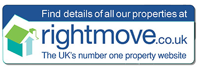 Find details of all our properties at Rightmove.co.uk